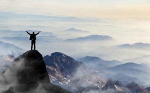 nå nya höjder med nya drömjobbet